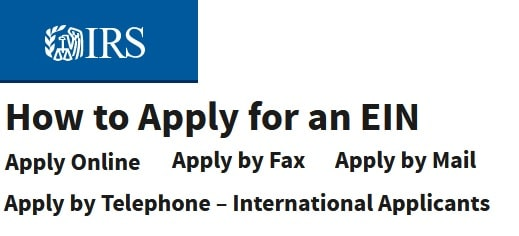 How to apply for EIN - all you need to know.
