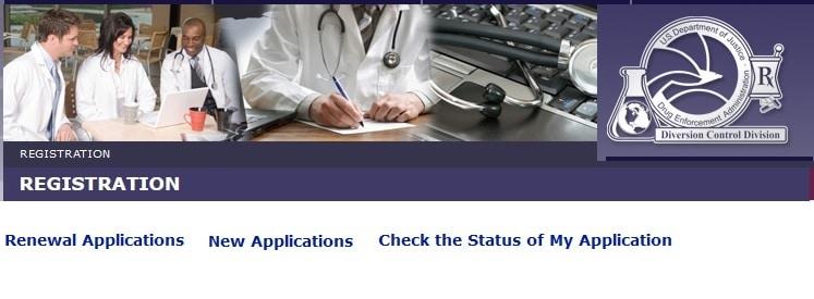 How to get DEA registration to set up telemedicine business.